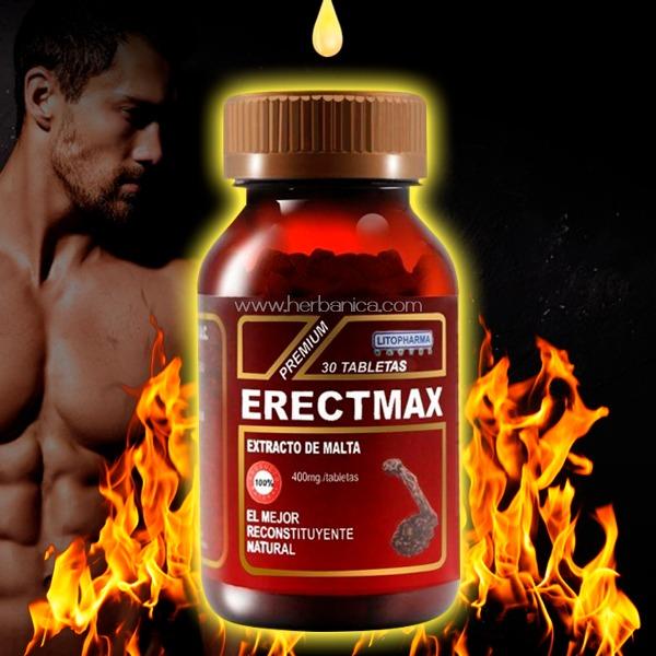 erectmax premium energizante natural para hombres