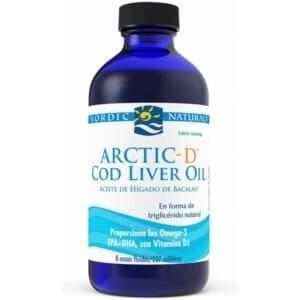 Artic-D Cod Liver Oil 237 ml Nordic Naturals